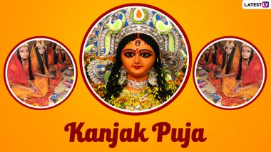 Chaitra Navratri 2021: Performing Durga Ashtami Puja at Home amid COVID-19? Here Are Ways to Offer Prayers to Maa Durga Without Inviting Kanjaks Home