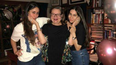 Kareena Kapoor Khan and Karisma Kapoor Wish Mother Babita With Heartfelt Instagram Posts on Her Birthday