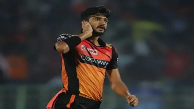 SRH Pacer Khaleel Ahmed Surprised With COVID-19 Breaching Bio-Bubble, Says 'We Were Following Strict Guidelines'