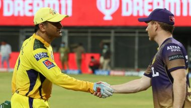 Chennai Super Kings Lauds Kolkata Knight Riders After a Nail-Biting Thriller in IPL 2021 Match (Read Tweet)
