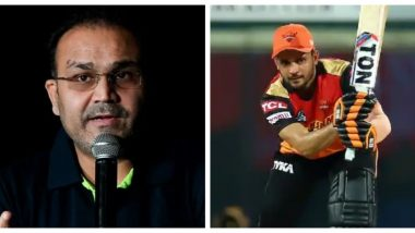 Virender Sehwag Takes a Sly Dig at Manish Pandey After SRH's 10-Run Loss Against KKR in IPL 2021