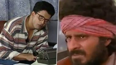 What Did Manoj Bajpayee Do Before Satya Happened? We Got That Covered