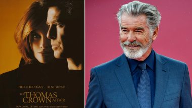 Pierce Brosnan Reveals His Malibu Home Still Has The Paintings He Took From The Thomas Crown Affair Sets