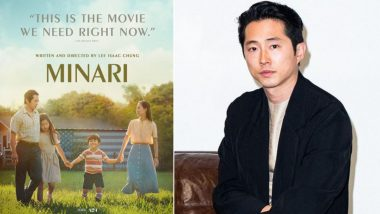 Minari Actor Steven Yeun: Was Blown Away by the Story's Simplicity and Truthfulness
