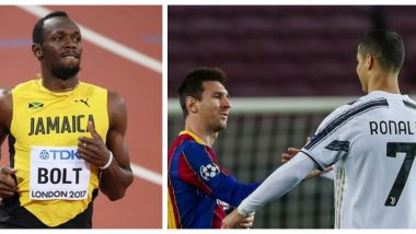 Lionel Messi vs Cristiano Ronaldo: Usain Bolt Makes His Pick Between Two Football Stalwarts