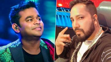 Mika Singh Recalls Making a Big Blunder in Front of AR Rahman Because of His Bad English