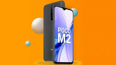Poco M2 Reloaded Smartphone Launching in India on April 21