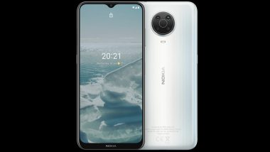 Nokia G20 India Pre-Orders To Begin on July 7, 2021; Check Price Here