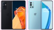 OnePlus 9R, OnePlus 9 Smartphones' Online Sale Tomorrow Via Amazon.in & Official Website; Prices, Features, Offers & Specifications
