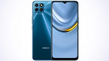 Honor Play 20 With 5,000mAh Battery Launched in China