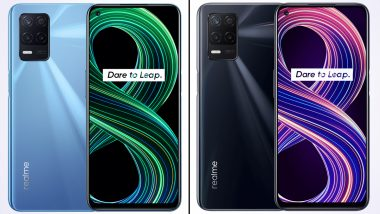 Realme 8 5G With 5,000mAh Battery Launched in India at Rs 14,999; Check Price, Features & Specifications