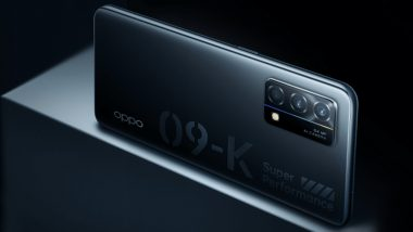 Oppo K9 5G Specifications Confirmed Ahead of Its Launch