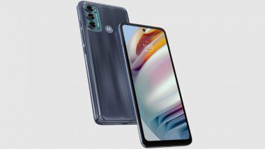 Motorola Moto G60 Now Available for Online Sale via Flipkart