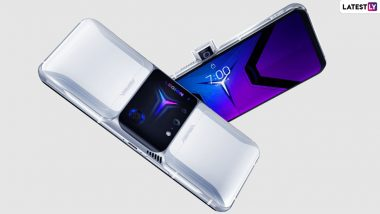 Lenovo Legion Phone Duel 2 With Snapdragon 888 SoC Launched; Check Prices, Features & Specifications