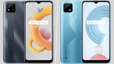 Realme C Series Smartphones Launched, Priced in India From Rs 6,799
