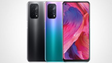 Oppo A74 5G With Triple Rear Cameras Launched in India at Rs 17,990