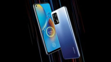Oppo F19 With Triple Rear Cameras Launched in India at Rs 18,990; Available for Sale via Flipkart