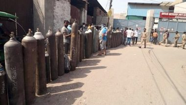 Oxygen Black Marketing Busted in Bihar: Four Arrested For Illegally Selling Regulators Of Oxygen Cylinders