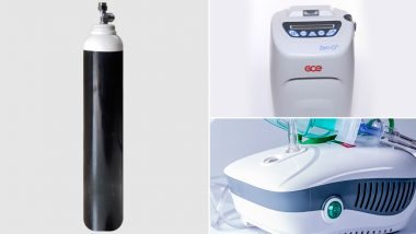 Oxygen Concentrators, Oxygen Cylinders, and Nebulizer Machines - What Is the Difference Between These Aids Used for People with Respiratory Illnesses?