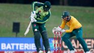 Pakistan Beat South Africa in Final T20I to Win Series 3-1, Mohammad Nawaz Shines With the Bat