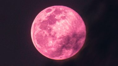 Super Pink Moon 2021 Live Streaming Date and Time: Where and How Can You Watch the April Supermoon Online? Know Everything About the Celestial Event