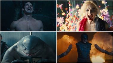 The Suicide Squad 'Rebellion' Trailer: From a Shirtless John Cena to More King Shark Shenanigans, Exciting New Footage Revealed From James Gunn's DC Film (Watch Video)