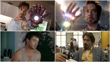 Robert Downey Jr Birthday Special: From Iron Man to Avengers: Endgame, 7 Best Films of This Global Superstar Ranked As per IMDB (LatestLY Exclusive)