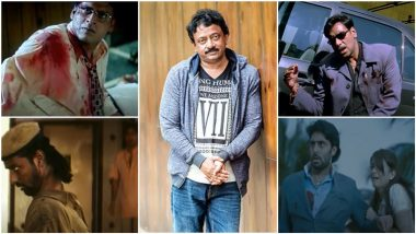 Ram Gopal Varma Birthday Special: From Satya to Sarkar, 11 Memorable Death Sequences Crafted by the Filmmaker Taken From His Bollywood Filmography (LatestLY Exclusive)