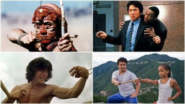 Jackie Chan Birthday Special: From Rush Hour to Drunken Master, 5 Favourite Movies of This Global Star That Are Kickass Fun!