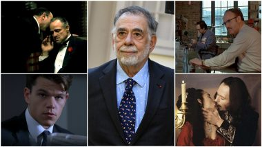 Francis Ford Coppola Birthday Special: From The Godfather to Dracula, 7 Best Films Made By the Director Ranked by IMDB Rating (LatestLY Exclusive)