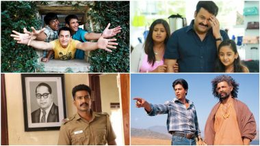 Aamir Khan's 3 Idiots, Mohanlal's Drishyam, Shah Rukh Khan's Swades – 10 Indian Movies That Actually Make It to IMDb's Top 250 Movies (LatestLY Exclusive)