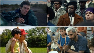Oscars 2021: From Nomadland to Sound of Metal, Ranking 93rd Academy Awards Best Picture Nominees As Per IMDB Rating (LatestLY Exclusive)