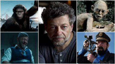 Andy Serkis Birthday Special: From Gollum to King Kong, 5 Best Characters Played by the Hollywood Star That Are Geek-Favourites (LatestLY Exclusive)