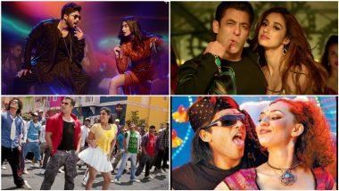 Radhe's Seeti Maar vs Ready's Dhinka Chika – How Salman Khan's Remake of Two Allu Arjun Songs Met Polar-Opposite Reactions (LatestLY Exclusive)