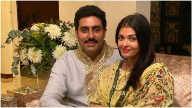 Abhishek Bachchan - Aishwarya Rai Bachchan Wedding Anniversary: Did You Know AB Jr Proposed His Ladylove On a Balcony?