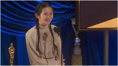 Nomadland's Oscar-Winning Director Chloe Zhao Joins Venice Film Festival Jury