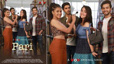 Pari Hun Mein: Ashnoor Kaur's Debut Web Series' First Look Poster Out!