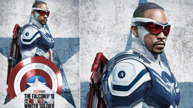 The Falcon And The Winter Soldier: Disney Drops New Poster of Anthony Mackie's Sam Wilson as Captain America