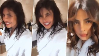Priyanka Chopra Jonas Redefines Beauty As She Posts a Transformation Video
