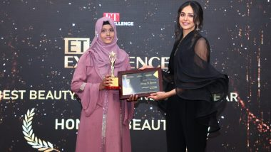 A Passionate and Hardworking Women Entrepreneur, Umaira Habib is Redefining the Beauty Industry With Her Venture Honey n Beaute