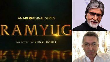 Ramyug: Amitabh Bachchan Recites the 'Hanuman Chalisa' in the First Look of Kunal Kohli's MX Player Series – WATCH