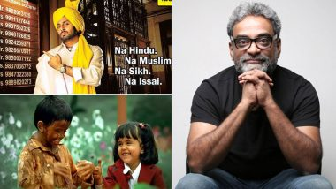 R Balki Birthday: Daag Ache Hai, What An Idea Sirji - Five Memorable Commercials We Need To Thank The Paa Director For