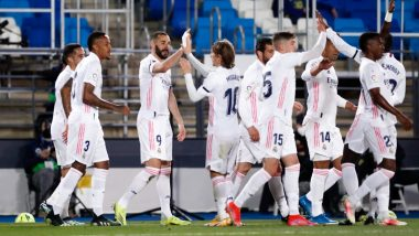 Granada vs Real Madrid, La Liga 2020–21 Free Live Streaming Online & Match Time in IST: How To Get Live Telecast on TV & Football Score Updates in India?