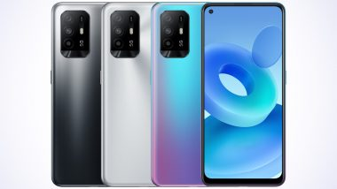 Oppo A95 5G Phone With MediaTek Dimensity 800U SoC Launched; Prices, Features & Specifications