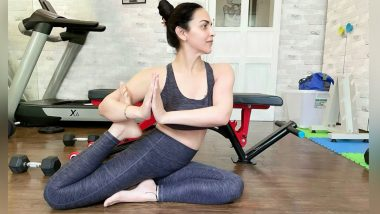 Esha Deol Inspires Fans To Take Up Yoga To Strengthen Mind and Body During This Tough Phase!