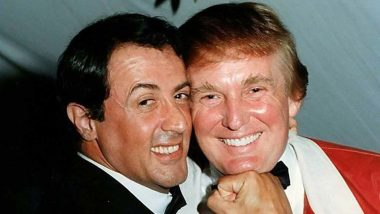 Sylvester Stallone Refutes Reports of Joining Donald Trump's Mar-a-Lago Club
