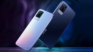 Vivo V21 5G Now Available for Online Sale via Flipkart & official Vivo Website, Check Offers Here