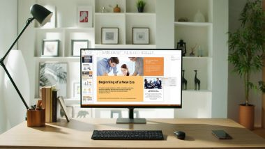 Samsung Smart Monitor M7 & Smart Monitor M5 Launched in India at Rs 28,000
