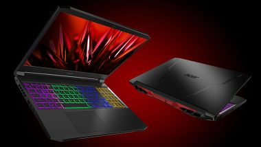 Acer Nitro 5 Gaming Laptop Launched in India at Rs 69,999