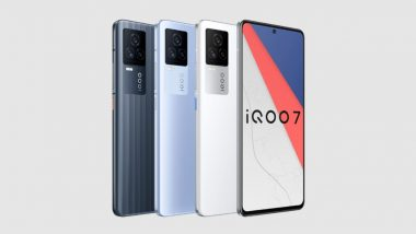 iQoo 7, iQoo 7 Legend Pre-Orders Begin Tonight; Check Offers, Prices & Specifications